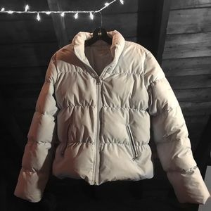 TOMMY HILFIGER PUFFY WINTER COAT Light Blue